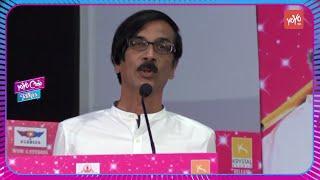 Actor Monobala Comedy Speech in Virumandikum Sivanadikum Audio Launch || YOYO TV Tamil