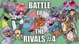 JESSIE & JAMES vs BUTCH & CASSIDY - Pokemon Battle Revolution (1080p 60fps)