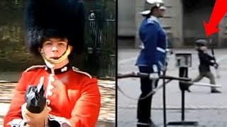 Best of Messing with the Royal Guards!
