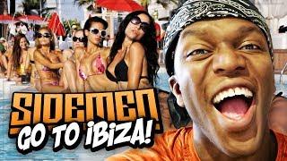 THE SIDEMEN GO TO IBIZA!!
