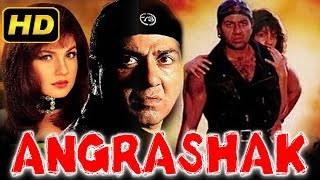 Angrakshak (1995) Full Hindi Movie   Sunny Deol, Pooja Bhatt, Kulbhushan Kharbanda