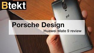 Huawei Mate 9 Porsche Design review