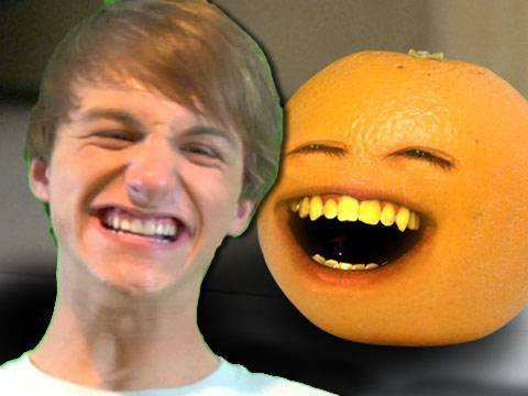 Xxx Mp4 Annoying Orange Annoying Orange Vs FRED 3gp Sex