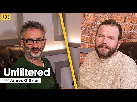 David Baddiel interview on Frank Skinner, family & comedy | Unfiltered with James O'Brien #12