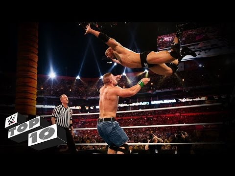 Ridiculous Reversals WWE Top 10