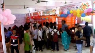 Upazila Digital Fair and Internet Week 2015 in Louhajong, Munshigonj