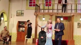 طركاعة مو مسرحية رقص اماني علاء و اسراء العبيدي | لايفوتك