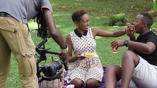 Elani X Chameleone -  My Darling (Behind the scene)