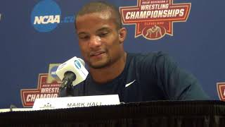 Mark Hall of Penn State advances to NCAA finals at 174