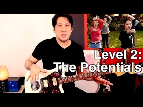 The 4 LEVELS of Guitar Students!