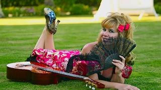"""Barrios """"Las Abejas"""" (Buleria) Flamenco- Galina Vale guitar"""