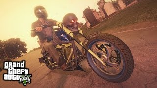 GTA 5: DAS HALLOWEEN DLC IST DA ! | NEUE FAHRZEUGE & MODI | IDzock