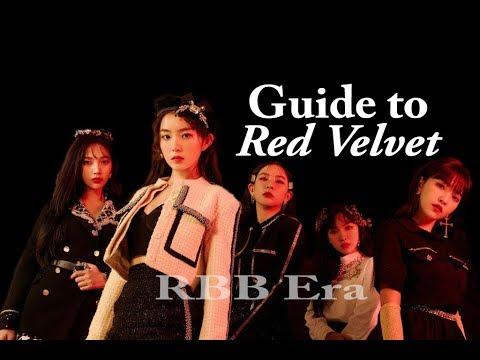 A un helpful Guide to Red Velvet 2019 RBB Era