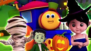 Bob der Zug | Halloween Familie | Fröhliches Halloween | Bob Halloween Family | Kids Tv Deutschland