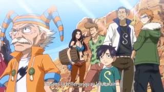 【Waffuru】 Snow Fairy / Fairy Tail Opening 1  (TV-Size - French cover)