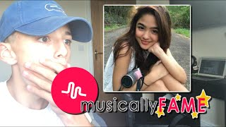 Best Andrea Brillantes Musical.ly (Musically) Videos Compilation Reaction