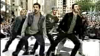 NSync - Today Show - It's Gonna Be Me