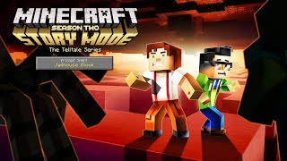 Minecraft Season 2 Episode 3 Full Episode (Episode 3 Jailhouse Block) - No Commentary