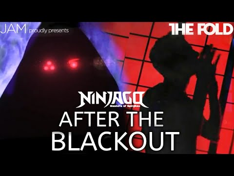 LEGO NINJAGO After The Blackout Official Music Video
