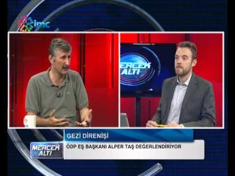 Alper Taş: Sol, Gezi'den önceki gibi davranamaz