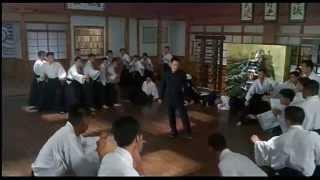 Fist Of Legend (1994) jet li best fight scene 2