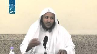 إعراب سورة الانسان  د سليمان العيوني   درس (1)