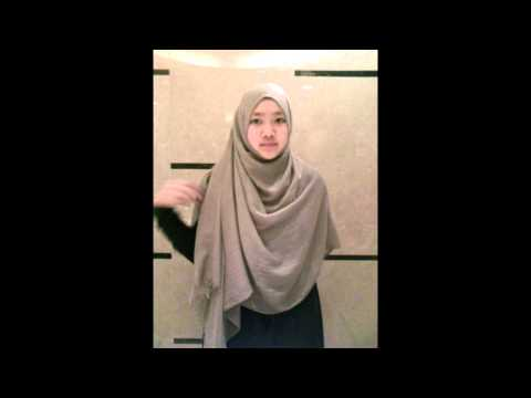 Style 1 Wide Shawl Tutorial