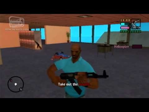 GTA Vice City Stories - Ending / Final Mission - Last Stand