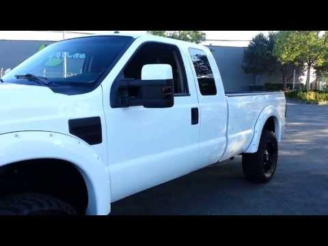 Xxx Mp4 2008 Ford F350 Custom Lifted White 29 990 Blacked Out 3gp Sex