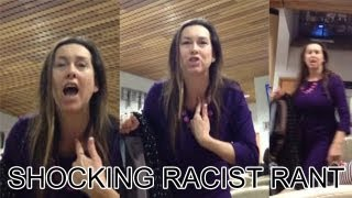 Shocking Racist Rant of Woman Against Foreign Students in Ipswich NHS Hospital Waiting Room