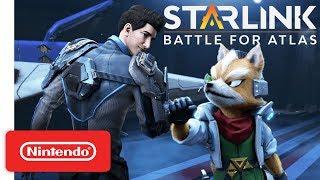 Starlink: Battle for Atlas - Story Trailer - Nintendo Switch