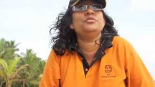 FUTA CITIZEN CHANNEL: In conversation with Dr. Harini Amarasuriya while on the Long March