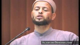 Struggling With Non-Muslims - Zaid Shakir