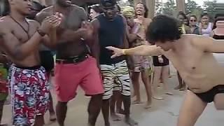 CRIOLA BEACH FESTIVAL 2012 Alicante (Spain) Tony Pirata dancing duel