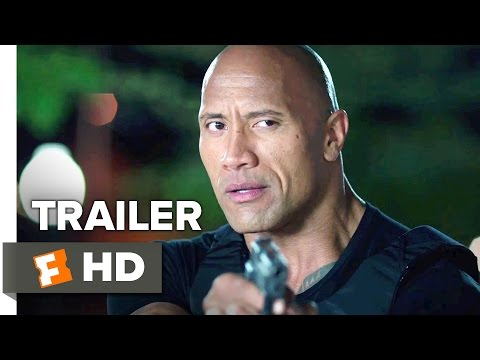 Central Intelligence Official Trailer #1 (2016) - Kevin Hart, Dwayne Johnson Comedy HD