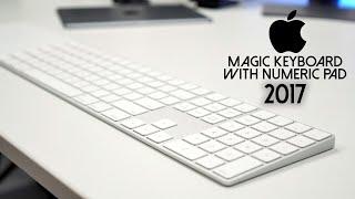 Magic Keyboard with Numeric Keypad  US English  applecom