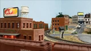 Cashaway Valley Railroad  Final Run  Oct 2018