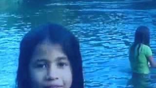 Cobra sucuri mata meninas afogadas no rio Sapucai em Itajubá-MG (01-05-2011)