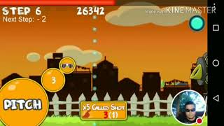 Flick Home Run Baseball game play on Android download for free