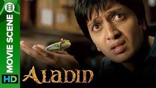 Ritesh Deshmukh is in a state of disbelief | Aladin