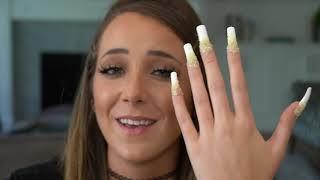 I Gave Myself Those Awful Ramen Nails