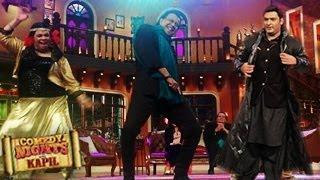 Mithun Chakraborty on Kapil Sharma's Comedy Nights With Kapil 20th April 2014 EPISODE