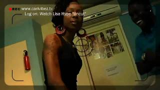 LISA HYPER - DEATH SENTENCE {OFFICIAL VIDEO } JAN 2010  {SPICE DISS)