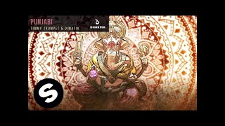 Timmy Trumpet & Dimatik - Punjabi (Official Audio)