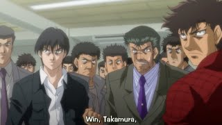 ALL THE JAPANESE CHAMPIONS! (Eng Sub) - Hajime no Ippo New Challenger Ep. 20