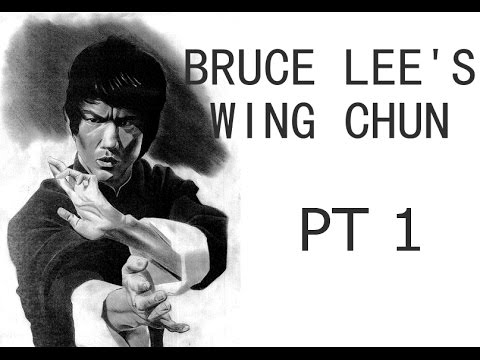 5 of Bruce Lee's Wing Chun Techniques