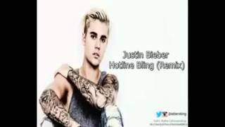 Justin Bieber Hotline Bling Cover (Remix Audio)