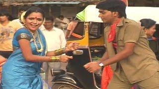 Ganpati Aanayala Vaat Majhi Baghtoy Rikshawala - Marathi Devotional Song
