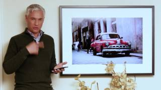 """Digital Picture Frame Review: 35"""" Memento"""