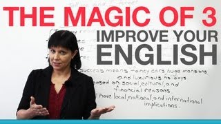 Improve your English with the